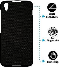 Case Creation Back case for BlackBerry DTEK50, BlackBerry DTEK50/BlackBerry DTEK 50 5.20 inch5.20 inch Matte Finish Back case Cover Guard Color - Dark Black