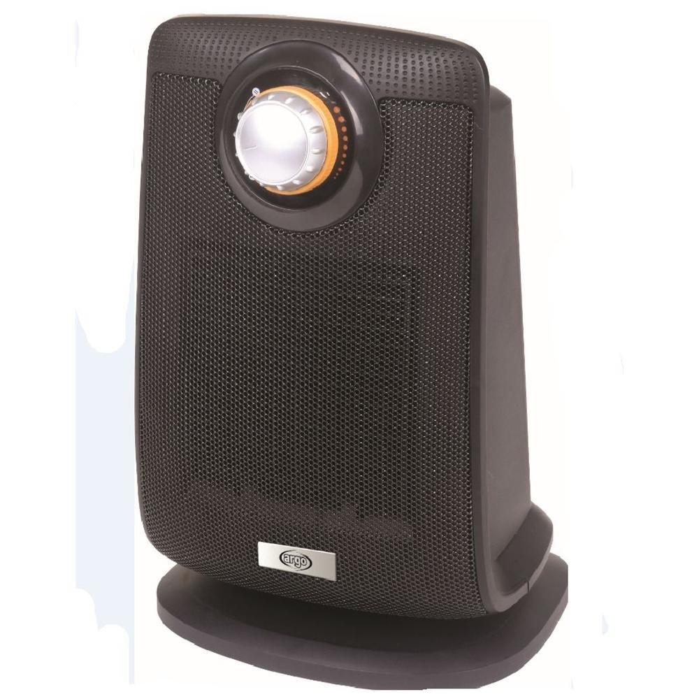 ARGO BEAT Termoventilatore Potenza 2000 Watt Colore Nero