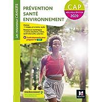 Livres Les nouveaux cahiers - PREVENTION SANTE ENVIRONNEMENT PSE CAP - Manuel élève PDF