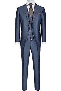 Wilvorst Hochzeitsanzug Alan, mitternachtsblauem
