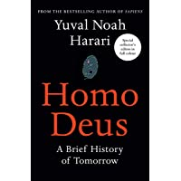 Homo Deus (Special Collector?s Editions in Full Colour): A Brief History of Tomorrow (Old Edition)