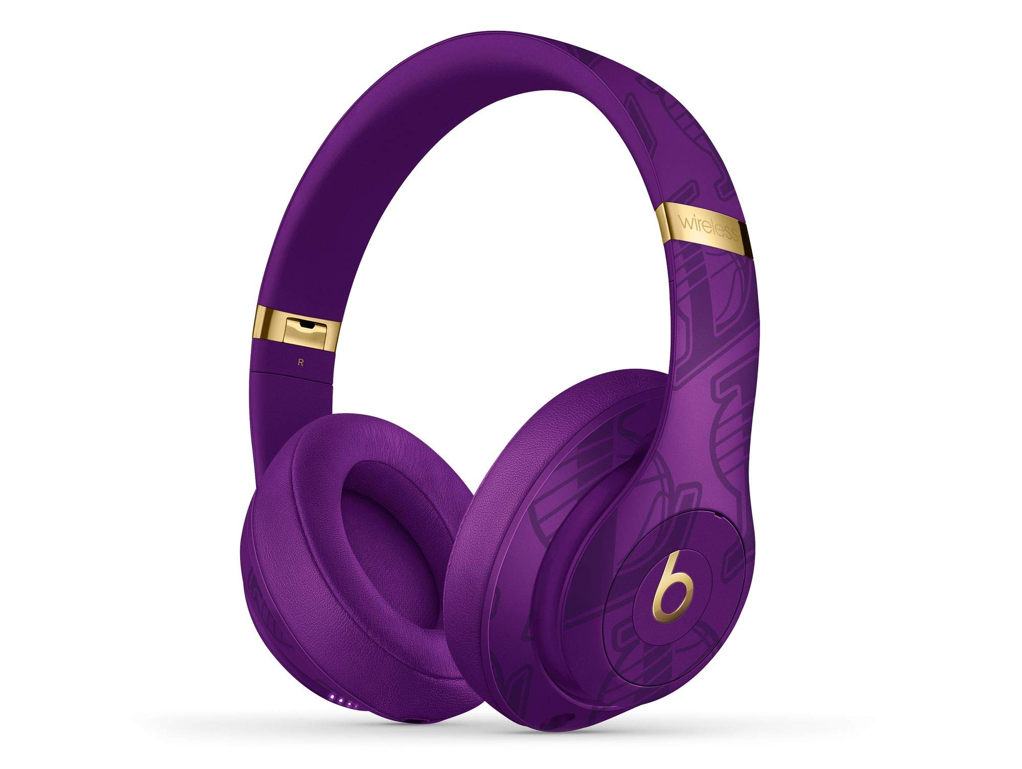 Beats Studio3 Wireless, Over-Ear-Headset, NBA Collection, Los Angeles Lakers