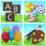 Buchstaben, Zahlen und Farben FREE