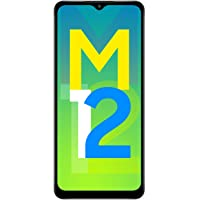 Samsung Galaxy M12 (White,4GB RAM, 64GB Storage) 6000 mAh with 8nm Processor | True 48 MP Quad Camera | 90Hz Refresh…