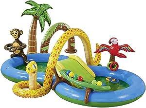 Crivit Kinder Planschbecken Babypool Kinderpool mit