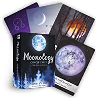 Moonology™ Oracle Cards: A 44-Card Deck and Guidebook