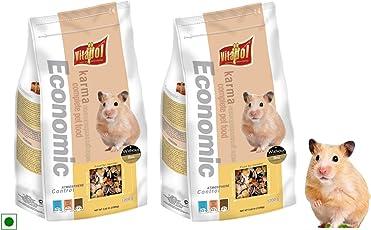 Vitapol Economic Food for Hamster 1200gms (Pack of 2)