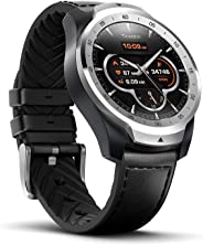 Ticwatch Pro Smartwatch with Layered Display for Long Battery Life, Sleep Tracking, NFC, GPS, Heart Rate Monitor, Wear OS by