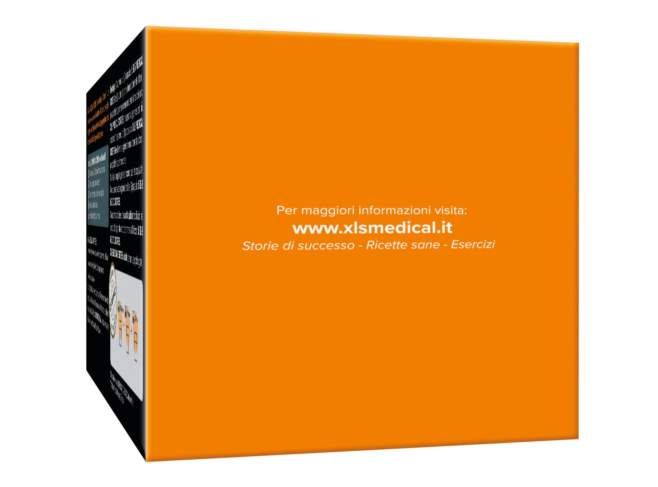 XL-S MEDICAL Forte 5 Pastiglie Dimagranti Forte, Trattamento Dimagrante con 5 Benefici in 1, App My Nudge Plan Inclusa… 3 spesavip