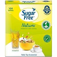 Sugar Free Natura Low Calorie Sweetner - 100 Sachet