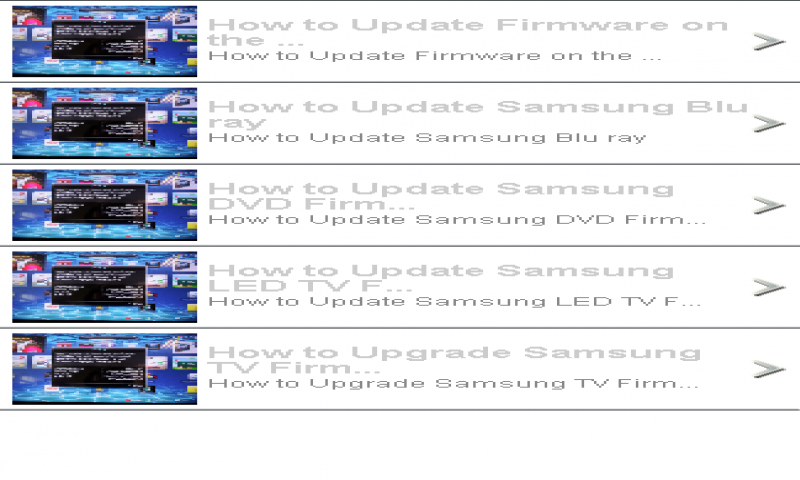 Update Samsung Firmware Amazonfr Appstore Pour Android