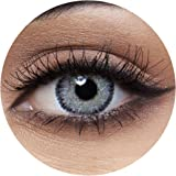 Anesthesia Anesthetic Gray Unisex Contact Lenses, Anesthesia Cosmetic Contact Lenses, 6 Months Disposable - Anesthetic Gray C