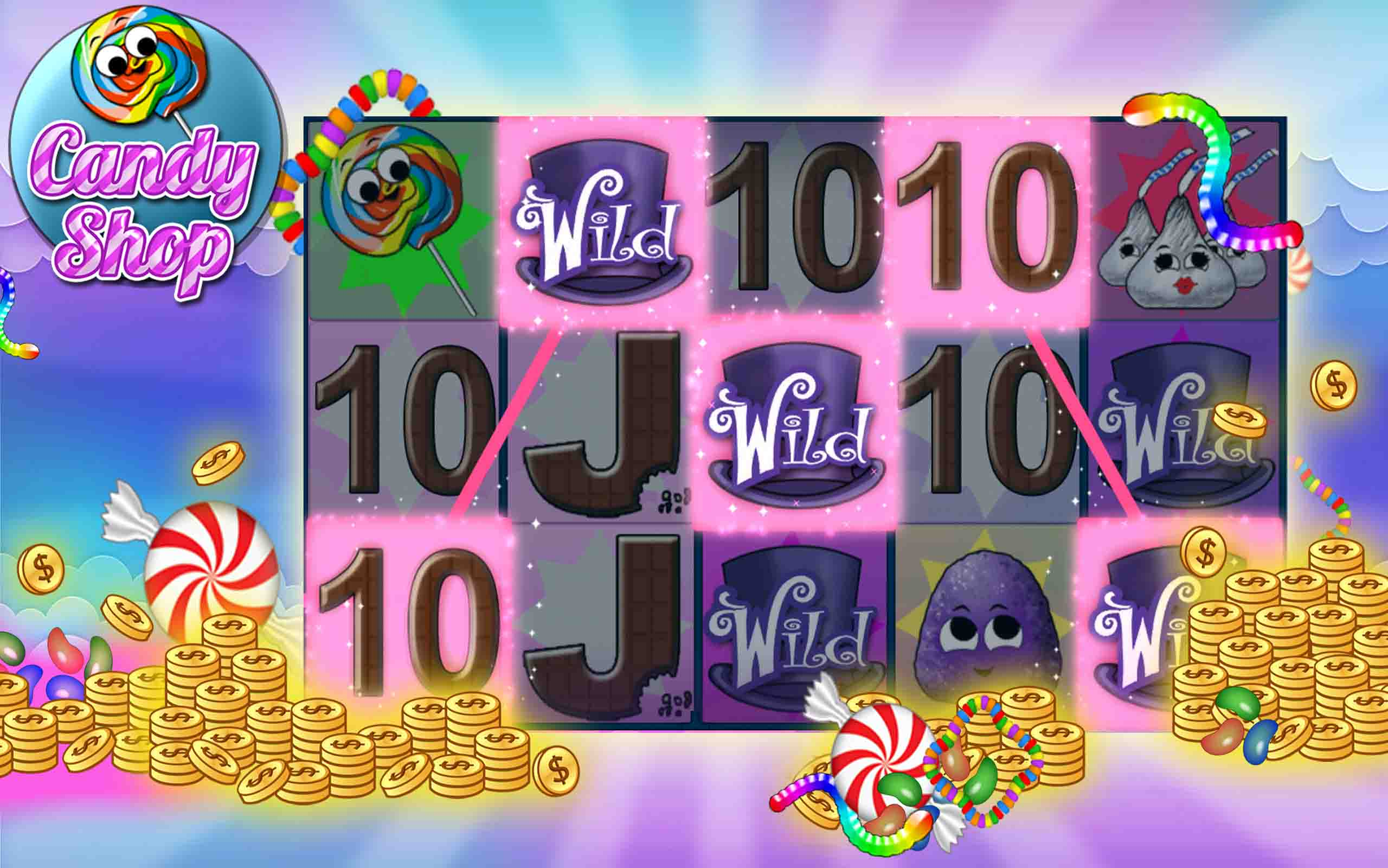 Golden Rocket Slot - Spielen Sie die Online-Version gratis