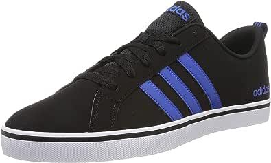 adidas Adidas Pace Vs Aw4591, Men's Low-Top Sneakers, Black Core Black Blue Footwear White, 12 UK (47 1/3 EU)