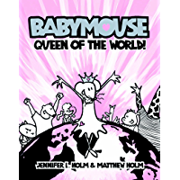 Babymouse #1: Queen of the World! (English Edition)
