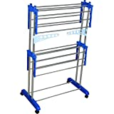 Mega Stainless Steel Cloth Drying Stand