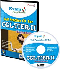 Exam Prep material For CGL Tier II + 85 Topic Wise Practice Test Papers (Computer based) for assured success!