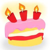 Widget de cumpleaños
