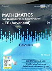 G TEWANI Calculus for JEE Advanced Cengage Publication, 2nd Edition