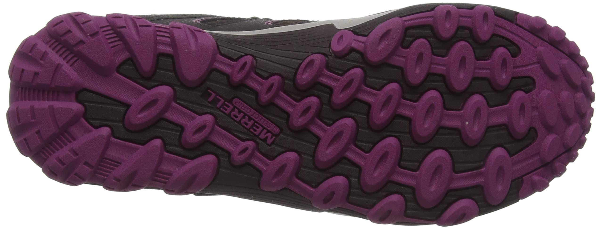 Merrell Unisex Kids M-Chameleon 7 Low a/C Waterproof Rise Hiking Boots 3