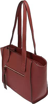 TOM TAILOR Shopper Damen, Katharina, 39,5x9x25 cm, Handtasche, Umhängetasche
