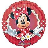 Amscan Ballon avec revêtement en aluminium, de Minnie (Disney)