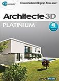 Architecte 3D Platinium 2016 (V18) - Version Française [Téléchargement]