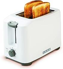 Usha 3720 700-Watt 2-Slice Pop-up Toaster (White)