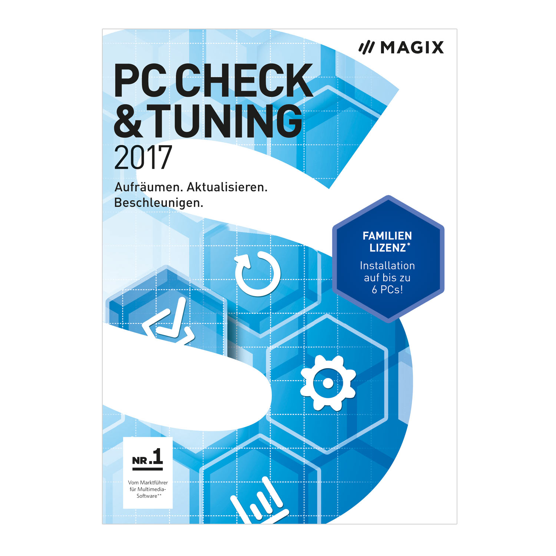 MAGIX PC Check & Tuning 2017 [Download]