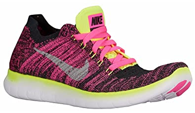 30e930b5a6288 Nike Free Rn Flyknit (Gs), Girls' Running: Amazon.co.uk: Shoes & Bags