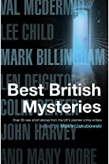 The Mammoth Book of Best British Mysteries (Mammoth Book of) Paperback