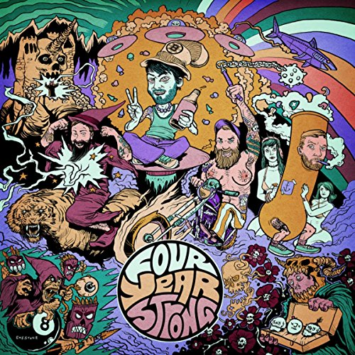 Four Year Strong [Explicit]