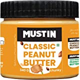Mustin Classic Peanut Butter Chunky (340g)