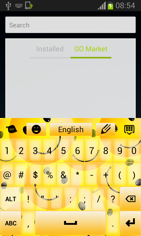 Smiley Faces Keyboard: Amazon.de: Apps für Android