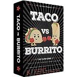 Taco vs Burrito - Das beliebte, überraschend strategische Kartenspiel für Jung und Alt