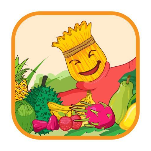 Kids play Tropical Farmville fruits shop game