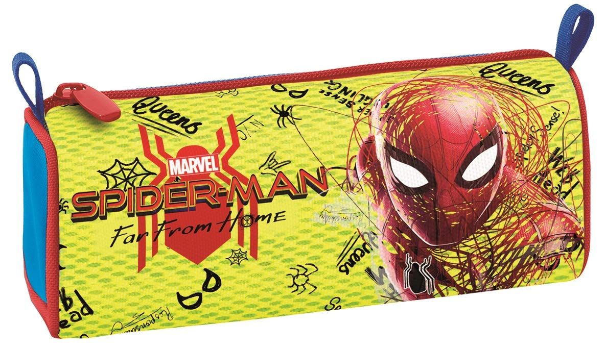 Seven Bauletto Spider-Man Movie Legendary Estuches 21 Centimeters 0.5 (BLU e Rosso)