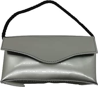 Borsetta Artigianale Vera Pelle mod. Canaria - Custodia trucchi in cuoio – pochette cosmetici - Organizer borsa - Astuccio Occhiali - MADE IN ITALY