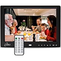 Yimei Good Product XCLT1209T - 12 Inch Digital Picture Frames (Black)