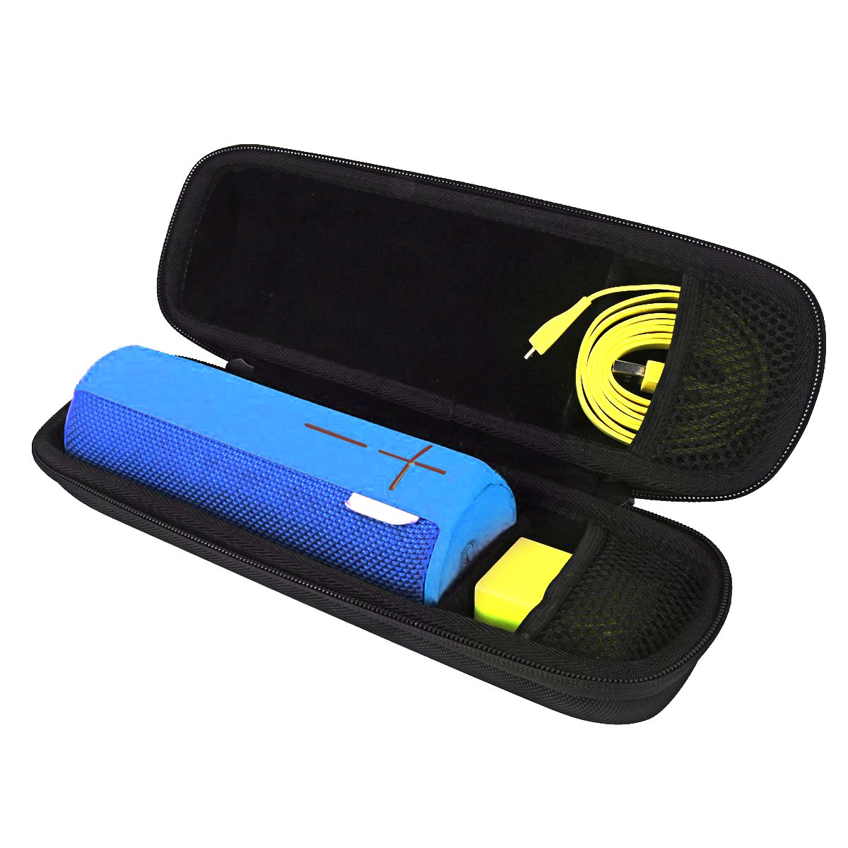 hard travel case for ultimate ears ue boom 2 bluetooth waterproof speaker bag ebay. Black Bedroom Furniture Sets. Home Design Ideas