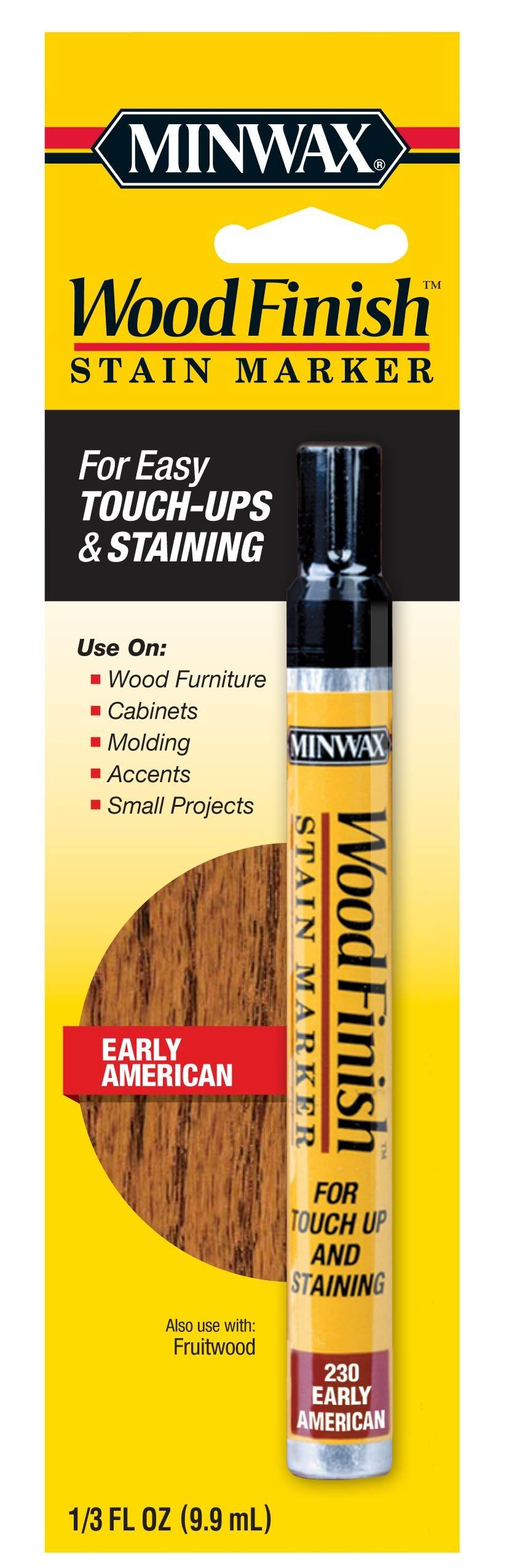 Minwax in legno, finitura legno da interni Early American