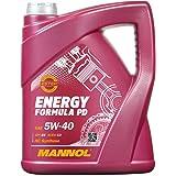 Mannol MN7913-5 olie, motorolie, 5 liter