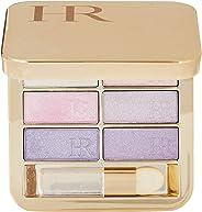Helena Rubinsten Precious Gold Makeup 6 Color Shimmering Eye Shadow, Multicolor, 11 g