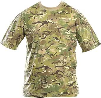 Kombat UK Men's Adult Camo T-Shirts