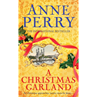 A Christmas Garland (Christmas Novella 10): A festive mystery set in nineteenth-century India (Christmas Novellas) (English Edition)