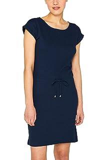 edc by ESPRIT Damen Kleid: : Bekleidung