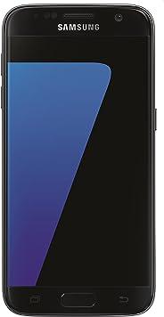 Samsung S7 Noir 32GB Smartphone Débloqué (Reconditionné)