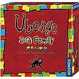 Kosmos Ubongo 3-D Family: 1 - 4 Spelare (på Tyska)