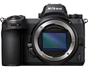Nikon Z7 Mirrorless Camera Body Only