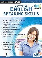 Mastering English Speaking Skills (4 DVD Set)